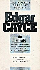 On Dreams (Edgar Cayce) by Edgar Cayce