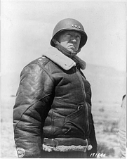 Author photo. George S. Patton (1885-1945)