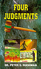 Four Judgments by Peter S. Ruckman