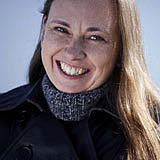 Author photo. Yrsa Sigurardttir foto by Atli Mar Hafsteinsson