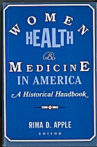 Women, Health, and Medicine in America: A…