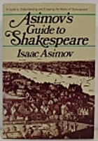 Asimov's Guide to Shakespeare by Isaac…