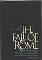 The fall of Rome by R. A. Lafferty