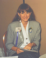 Author photo. Sherry Garland