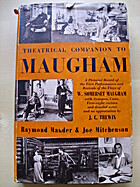 Theatrical Companion to Maugham by Raymond…