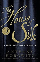 The House of Silk by Anthony Horowitz