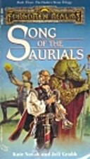 Song of the Saurials by Kate Novak