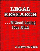 Legal Research Without Losing Your Mind by…