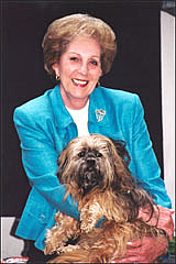 Author photo. Ann B. Ross