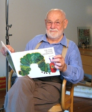 Author photo. eric-carle.com