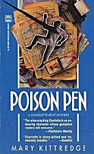 Poison Pen by Mary Kittredge