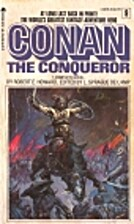 Conan the conqueror by Robert E. Howard