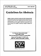 Guidelines for Abstracts by National…