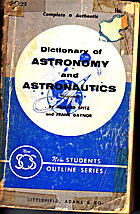 Dictionary of astronomy and astronautics by…