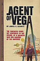 Agent of Vega by James H. Schmitz