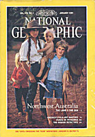 National Geographic Magazine 1991 v179 #1…