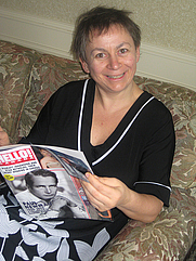 Author photo. Photo by Nigel Beale / Flickr
