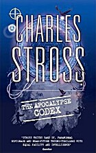 The Apocalypse Codex by Charles Stross