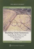 Building Great Sentences – Exploring the Writer's Craft Video