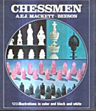 Chessmen by Alfred Ernest James…
