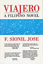Viajero (A Filipino Novel) by Jose F. Sionil
