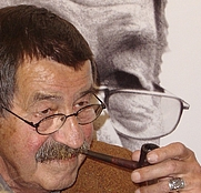 Author photo. Günther Grass, 2004. Photo by user Florian K / Wikimedia Commons