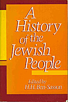 A history of the Jewish people by Hayim…