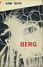 Berg (British Literature) by Ann Quin