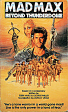 Mad Max Beyond Thunderdome by Joan Vinge