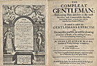 Peacham's Compleat gentleman, 1634 by Henry…