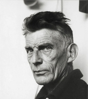 Author photo. Samuel Beckett foto by Ltfi zkk