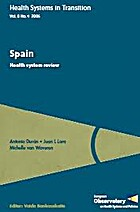 Spain: health system review by Sandra…