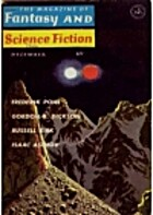 Fantasy and Science Fiction - December 1962…