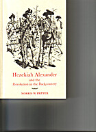 Hezekiah Alexander and the revolution in the…