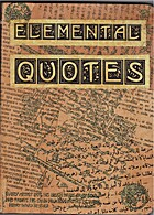 Elemental Quotes by Collaboration