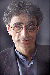 Author photo. Dr. Gabor Maté, M.D.