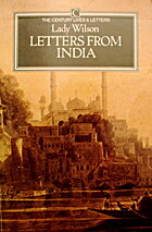 Letters from India by Lady Wilson