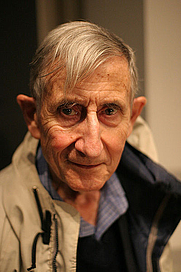 Author photo. Freeman Dyson Photo from Long Now Seminar, San Francisco, October 05, 2005