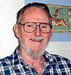 Author photo. Fantasy Literature