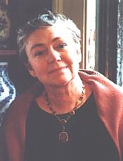 Author photo. Mary Catherine Bateson