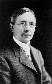 Author photo. Image from <b><i>Reuben Gold Thwaites; a memorial address</i></b> (1914) by Frederick Jackson Turner