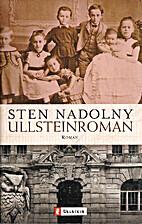 Ullsteinroman by Sten Nadolny
