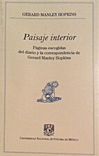 PAISAJE INTERIOR by Gerard Manley Hopkins
