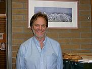 Author photo. University of Oregon