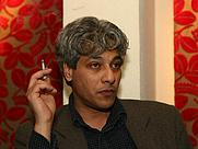 Author photo. Anil Ramdas [credit: Paul Blank; source: <a href=&quot;http://www.postproduktie.nl&quot; rel=&quot;nofollow&quot; target=&quot;_top&quot;>http://www.postproduktie.nl</a>; grabbed from Wikipedia]