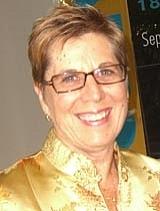 Author photo. Nancy Mowll Mathews