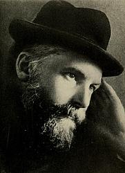 Author photo. Image from <b><i>Spiritism and Psychology</i></b> (1911) by Théodore Flournoy