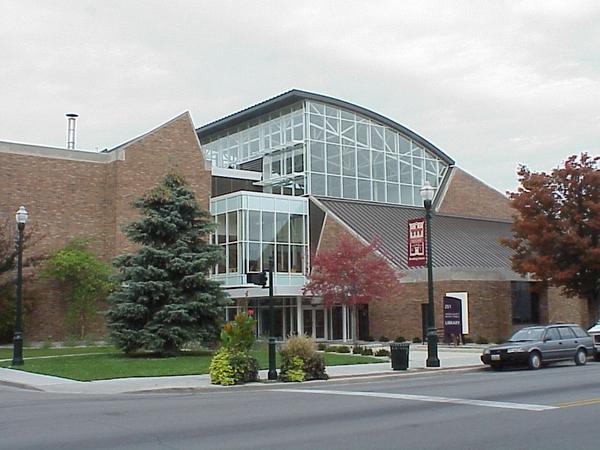 Wood County District Public Library in Bowling Green, OH