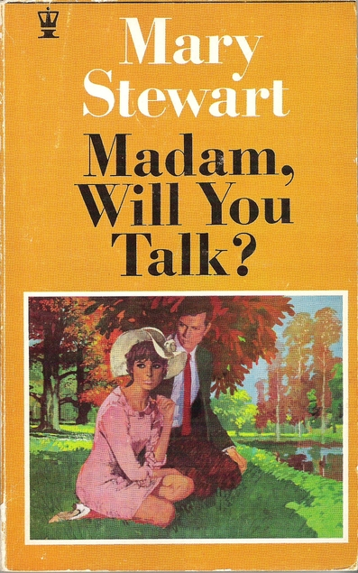 Madam Will You Talk? cover
