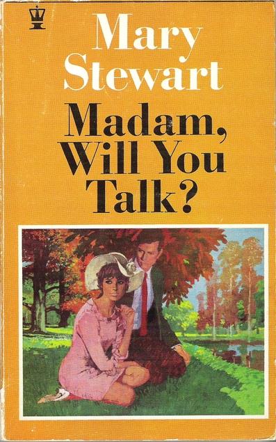 Madam Will You Talk? cover